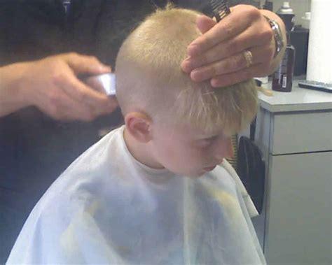 little boy buzz haircuts big boy haircut june 4 reflection