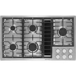 Gas Cooktop With Downdraft 36 Quot Jx3 Gas Downdraft Cooktop Jenn Air