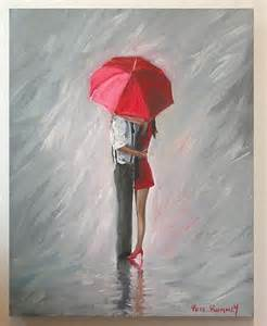 painting in unique and utterly captivating umbrella to drizzle you