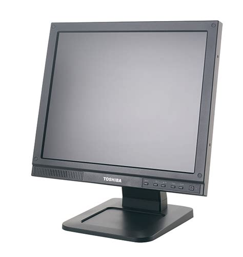 Monitor Lcd Toshiba 19 p1710a toshiba s 17 inch lcd monitor