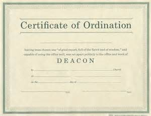 ordination for deacon b h publishing