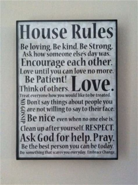 home decorating rules 40 best images about inspirational signs belongings with