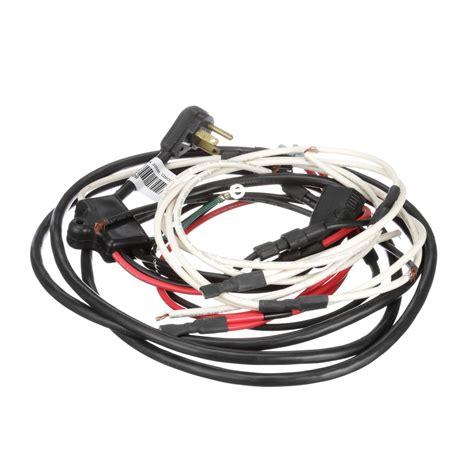 True Power Cord Wire Harness P 32 Plug 115v Part 801712