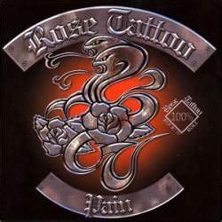 rose tattoo pain album spirit  rock webzine fr