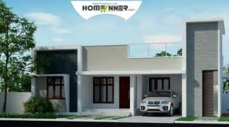 3 Bedroom House Plans One Story kerala style 3 bhk low cost home design