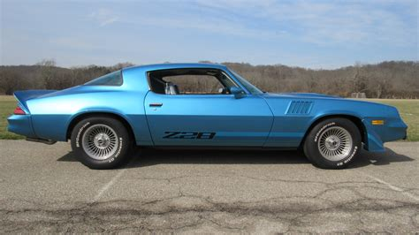 Interior Home Color Combinations 1979 z28 s match 4 speed sold cincy classic cars