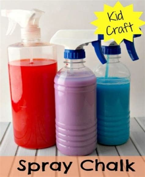 diy chalk paint in a sprayer activity how to make spray chalk paint homestead