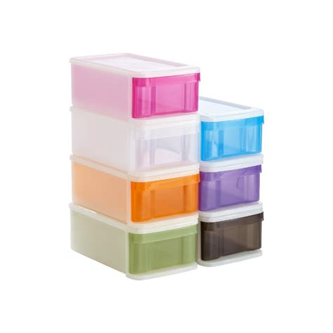 Plastic Stackable Drawers by Drawers Amusing Plastic Storage Drawers Stackable Ideas