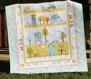 Aqua Blue Quilt Pastel Baby Boy Quilt Happi Aqua Blue Blanket By