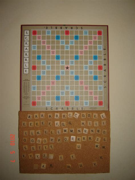 scrabble versions scrabble bulletin board 183 a bulletin board 183 version by