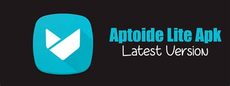 aptoide version apk aptoide lite apk for any android phone