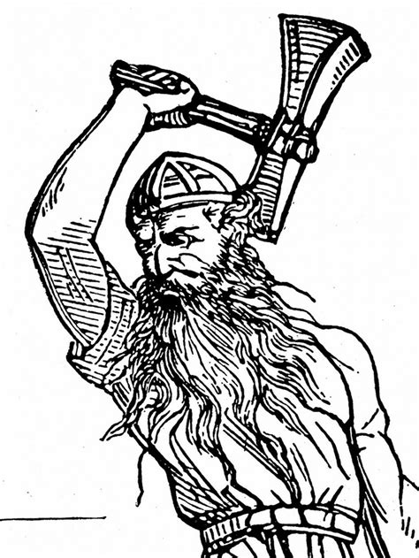 """Thor's Hammer"" Found in Viking Graves"