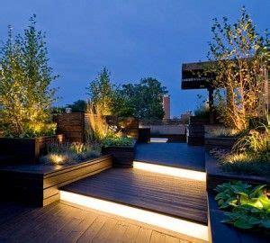 illuminazione terrazzo pi 249 di 25 fantastiche idee su illuminazione di scale su