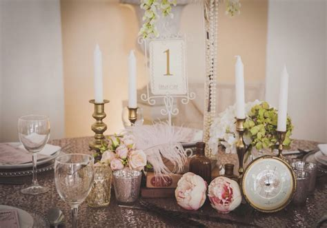 Wedding centrepieces for your wedding tables in Northern