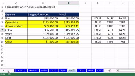 highline excel  class video  conditional formatting basic  advanced  examples youtube