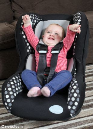 car seat for 10 month canada 10 month baby is found unharmed and laughing