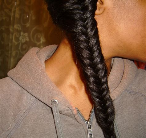 fishtail french braid photos on blacks misstaty bliss how to do fish tail braid