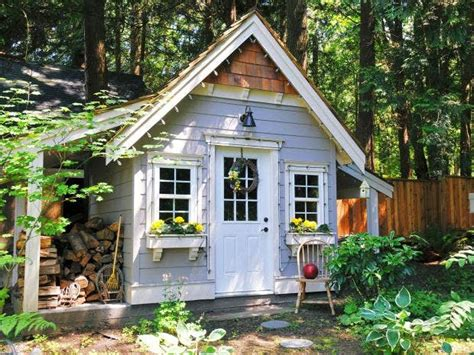 She Sheds Are The Female Equivalent Of Man Caves The