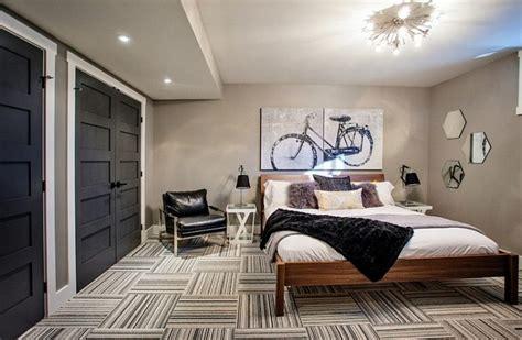 decorate  basement bedroom  ideas