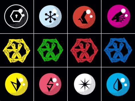 Exo Simbol Suho exo power symbols
