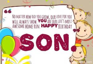 50 pictures about original birthday messages birthday wishes for son