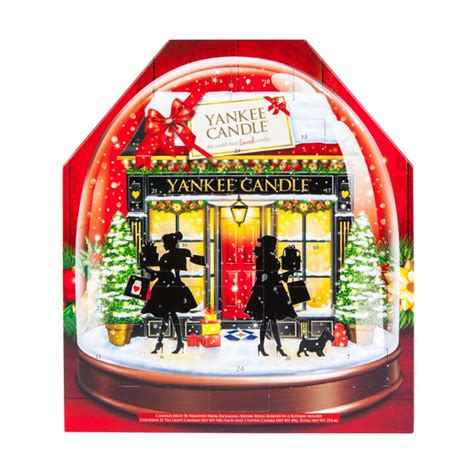 yankee doodle advent calendar win a yankee candle advent from beales vancouver