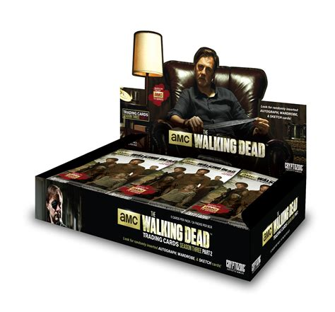 Gift Card Trading Site - the walking dead trading cards season 3 part 2 cryptozoic entertainment