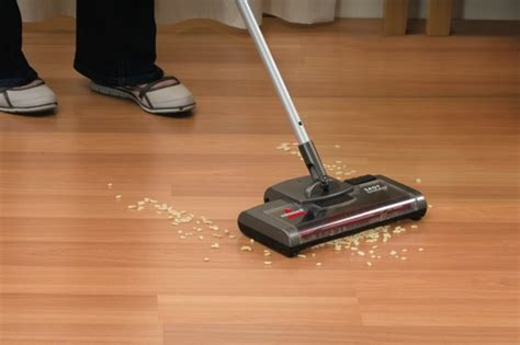 Cordless Floor L Bissell Easy Sweep Cordless Rechargeable Carpet And Floor Sweeper