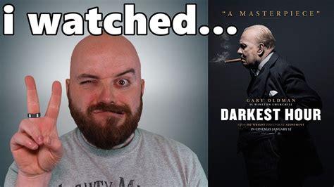 darkest hour youtube darkest hour review youtube