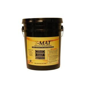 t mat 5 gal asphalt driveway re surfacer x9500 the home