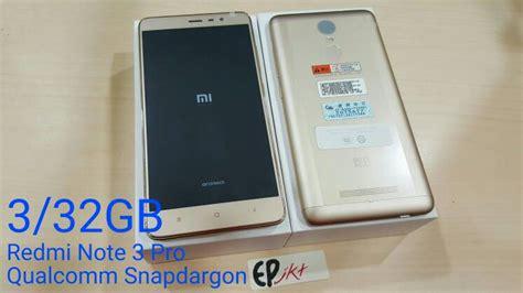 Promo Xiaomi Redmi Note 3 Pro Gold Ram 2gb16gb Garansi Distri 1 Tahun jual xiaomi redmi note 3 pro gold ram 3gb rom 32gb