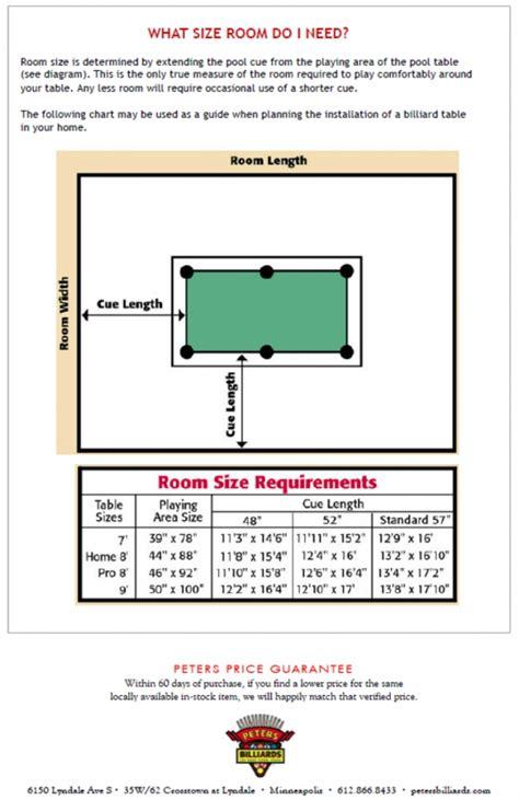 minimum room size for pool table pool table room dimensions minimum for pool table room size table ideas table ideas