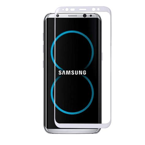 Samsung Galaxy S8 S8 Tempered Glass Screen Protector Zilla for samsung galaxy s8 plus tempered glass screen protector