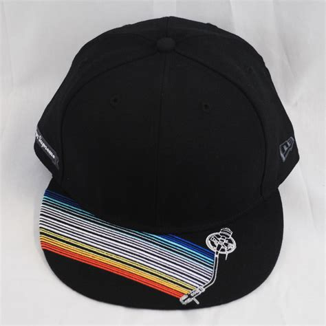 supreme hat price new era 59fifty king dj barcode supreme black fitted