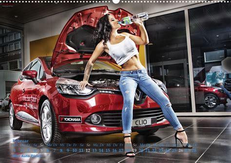 Kalender Auto Miss Auto Z 252 Rich Kalender 2017