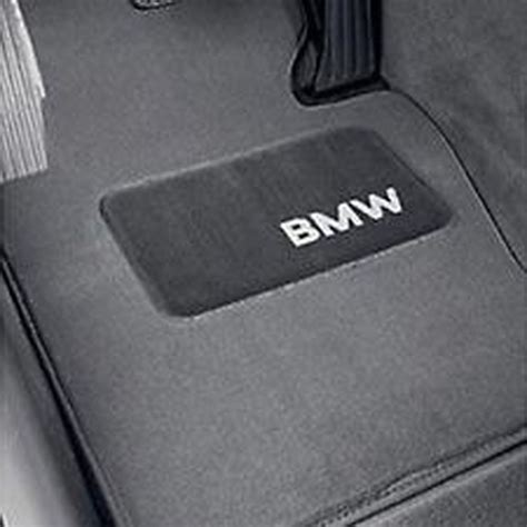 bmw gray floor mats for e38 7 series 740i sedan 1994 01