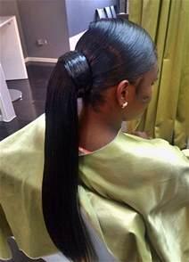 american ponytail hairstyles 19 american