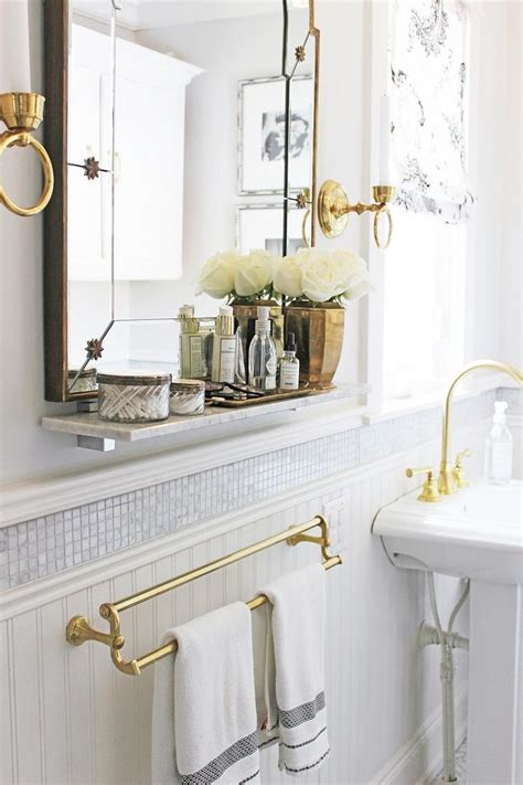 302 Best Sarah Richardson Images On Pinterest Beach White And Gold Bathroom Ideas