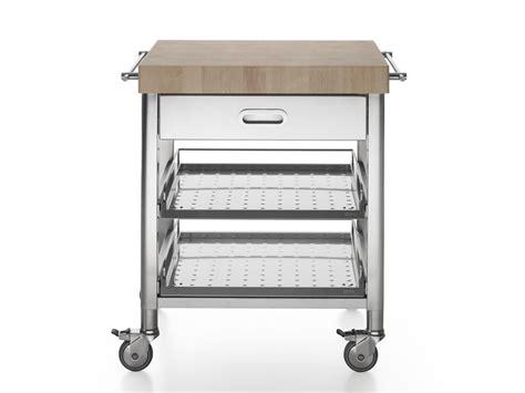 carrello cucina con cassetti carrello da cucina in acciaio inox con cassetti liberi in