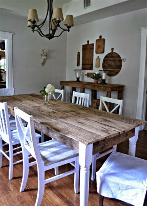 Vintage Dining Room Table 33 inviting and cute vintage dining rooms and zones digsdigs