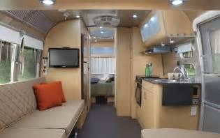 Rv Trailer Interior by Eddie Bauer Airstream Interior View Travel Trailers
