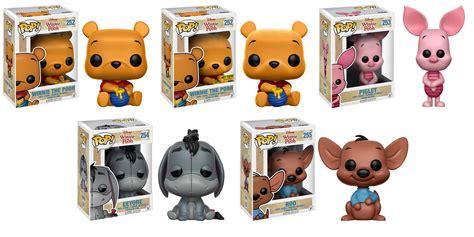 Pop Vinyl Disney Winnie The Pooh Eeyore Flocked 254 Exclusive Funko O pop disney winnie the pooh plastic and plush howldb