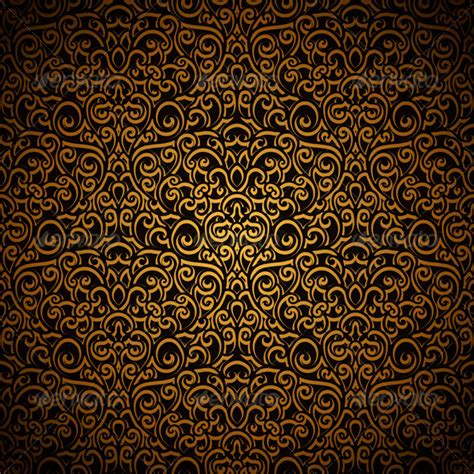 gold pattern graphic vintage frame on seamless damask gold wallpaper 187 dondrup com