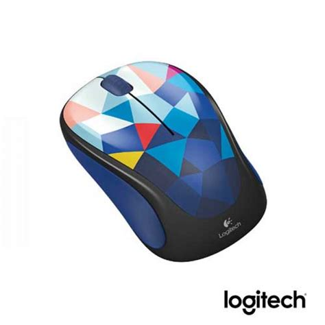 Logitech M238 Mouse Wireless All Collection logitech m238 play collection wireless mouse blue facets 910 004499