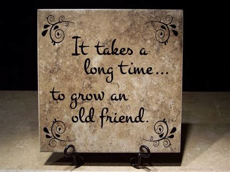 quotes  friendships rekindled  takes  long time  grow   friend version