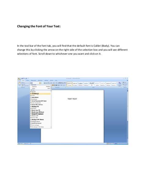 tutorial word 2007 microsoft word 2007 tutorial