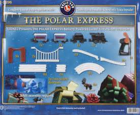 let the magic roll polar express sets course for north pole