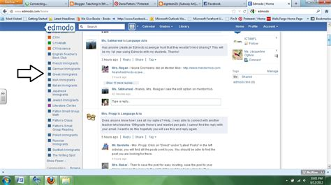 edmodo how to find group code teaching in 5th edmodo for small groups