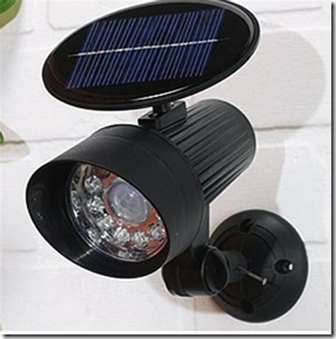 Solar Light With Motion Sensor Solar Light With Motion Sensor