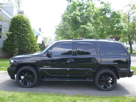 Gmc Yukon Denali Blacked Out by Gmc Yukon Denali Blacked Out